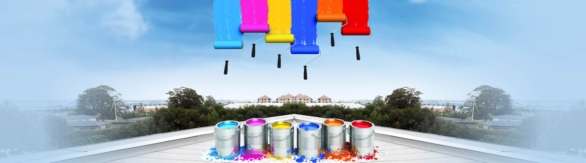 Application of coatings